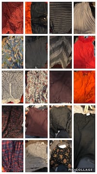 assorted-color clothes lot collage Antioch, 94531