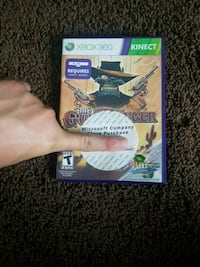 The gunslinger xbox360 kinect Port Coquitlam, V3B 8C1