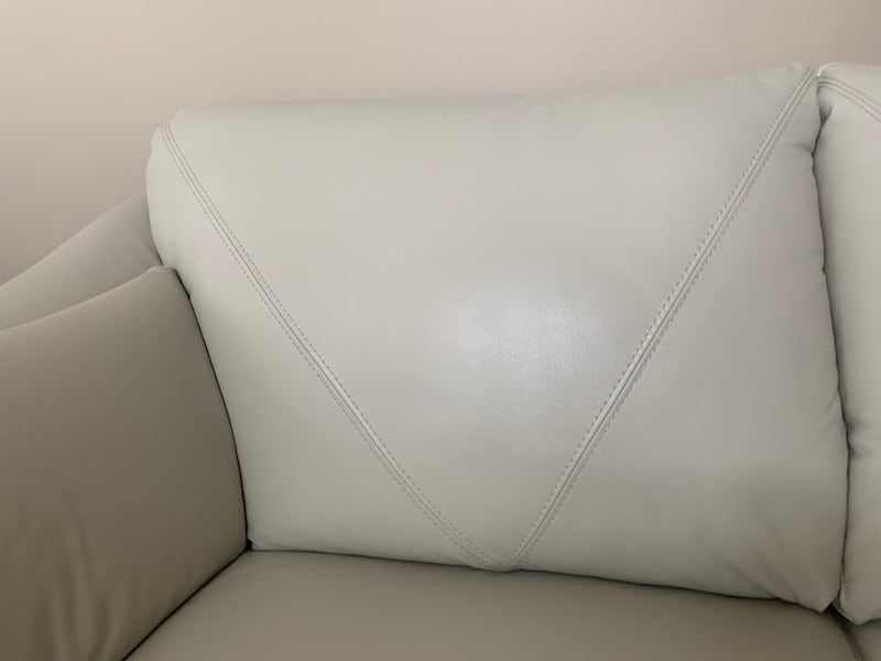 Leather Loveseat 9596b237-62f2-4fd6-922e-de13eff96651