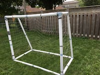 Soccer net. 6' wide by 5' tall. 537 km
