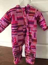 Columbia down filled winter snowsuit, size 18-24 Vaughan