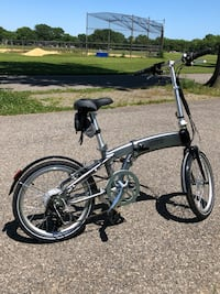 20 inch foldable Electric bike by citizen  New York, 11235