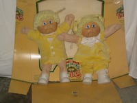 Cabbage Patch twins San Ramon