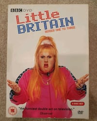Little Britain - Seasons 1-3 Calgary, T2Z 4W5
