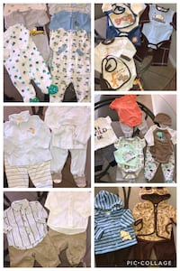 Assorted bby clothes Lancaster, 93535