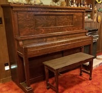 Beautiful Player Piano DAVENPORT