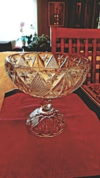 Antique Large Compote great fruit bowl Barrie, L4N 6C3