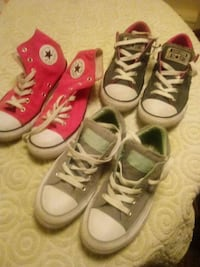 Converse Girls Shoes(See Info) Des Moines, 50322