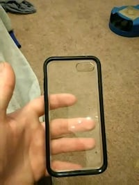 clear iPhone case Indiana, 15701