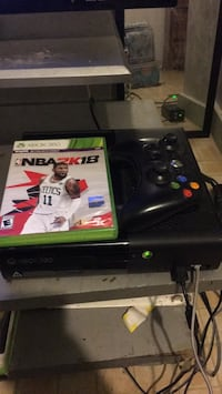 xbox 360 With 1 Controller & 2k 18 Muskegon, 49442