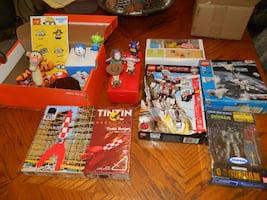 Boys toy collection new $40