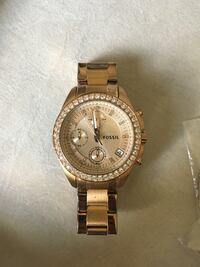 Women's fossil watch Okotoks, T1S 1H1