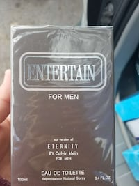 Entertain For Men eau de toilette box Rockville, 20853