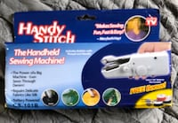 Handy Stitch  hand held sewing machine Centreville, 20121