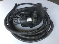 black and gray canister vacuum cleaner Wainfleet, L0S