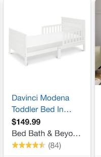 Toddler bed  Hamilton, L9B 2N6