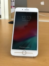 iPhone 8 Plus silver _~… ASK FOR OUR FINANCE!!! Germantown, 20876