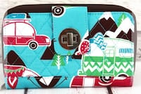 Camper themed quilted organizer clutch. Brand new and I have two available   Randleman, 27317