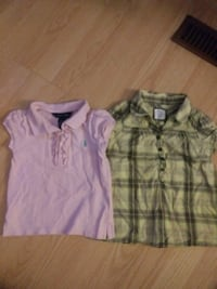 Toddler Tops