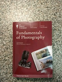 Fundementals of photography Sterling