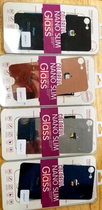 two white and black iPhone cases Houston, 77045