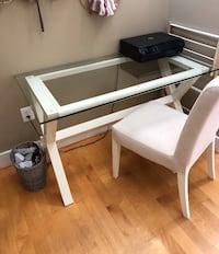 Pottery Barn desk null