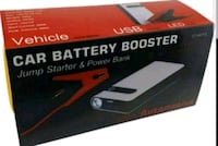 BRAND NEW 3 in 1 CAR BOOSTER , POWER BANK & LED LIGHT Toronto, M6C 3Y7