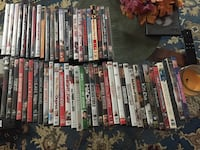 assorted DVD movie case lot Fort Myers, 33901