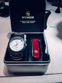 Swiss Wagner Watch 832 mi