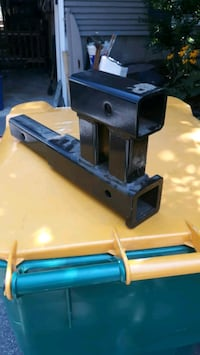 Duel receiver hitch