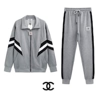 Chanel mens tracksuit North Vancouver, V7P