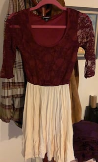 XS lace top dress  Toronto