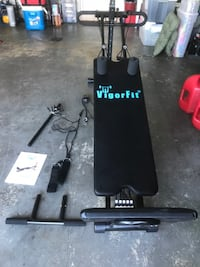 Complete Home Resistance Gym with Booklet MIAMI