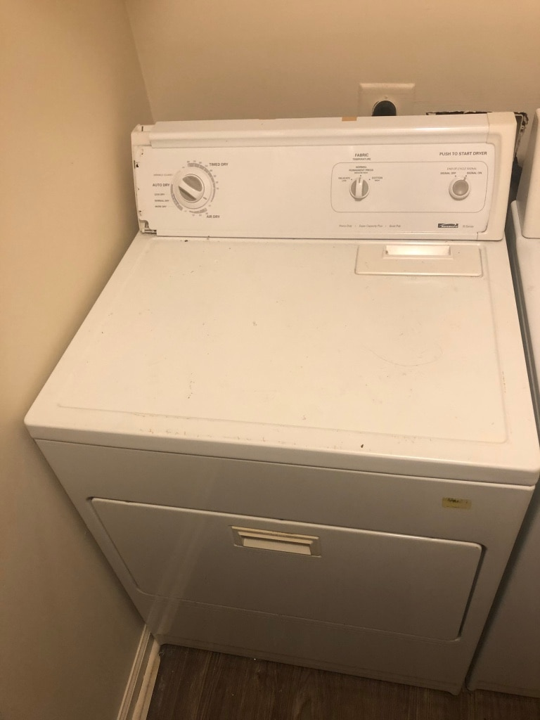 Photo Kenmore Elite Washer & Dryer (willing to negotiate)