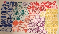 Huge lot of cookie cutters  Toronto, M9M 0A5