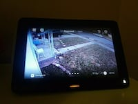 4 wireless xfinity security camera system with tablet screen 500 obo