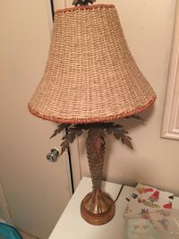 brown and red table lamp Lake Worth, 33461