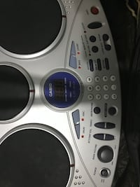 Casio Drum Set (bateri set)