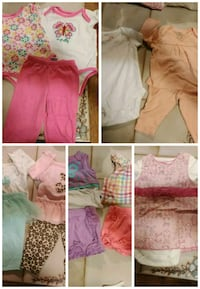 3/6 months outfits Phenix City, 36869