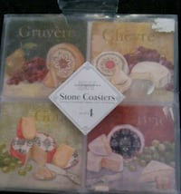 Brand new Beauty 4StoneCoasters Match many Colors Metairie