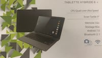 Tablette (tablet) PC hybride (hybrid)  - Neuf (NEW) Paris, 75014