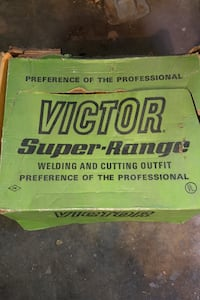 Victor Super Range Welding and Cutting Outfit Lakewood, 80226