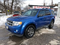 2012 Ford Escape XLT/4x4/Automatic/Comes Certified/Fog Lights Scarborough, ON M1J 3H5, Canada