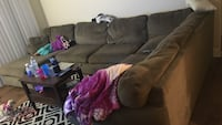 3 Piece Sectional Couch Palm Desert, 92260