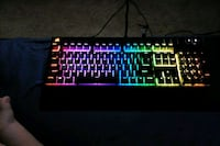 Corsair Strafe RGB Cherry MX Red Switches Phoenix, 85020