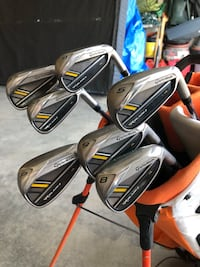 Great condition. I'm selling because I want a new set  Calgary, T3K 5X1