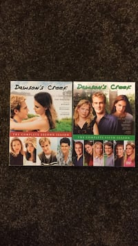 Dawson's creek season 2 and season 5 Joppa, 21085