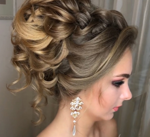 Wedding Makeup Hairdo Party Makeup Hairdo In Saskatoon Letgo