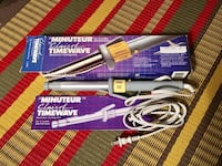 Vintage Clairol Timewave Curling Iron used once Toronto, M2M 2A3