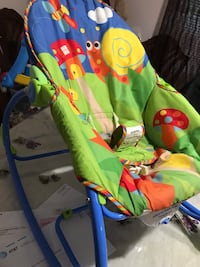 baby's green and blue bouncer Woodbridge, 22192